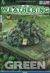 The Weathering Magazine 29 Green