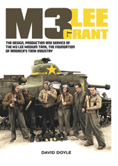 M3 Lee Grant: The Design, Production