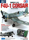 How to Build Tamiya's 1:32 F4U-1 Corsair