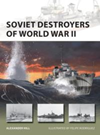 New Vanguard 256 Soviet Destroyers of