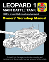 Haynes Owners Workshop Manual Leopard 1 Main Battle Tank 1965 to Present