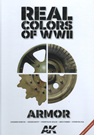 Real Colors of WWII-Armor 2nd Edition