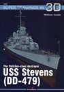 Super Drawings in 3D 16078 USS Stevens