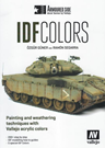 IDF Colors - Painting and Weathering Techniques