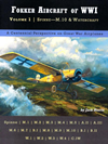 Fokker Aircraft of WWI Vol.1 Spine M.10 & Watercraft