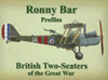 Ronny Bar Profiles: British Two-Seaters%